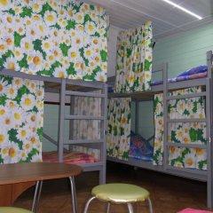 Hostel Favorit Кровать в общем номере с двухъярусной кроватью фото 5