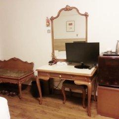 Itaewon Crown hotel 3* Стандартный номер с двуспальной кроватью фото 4