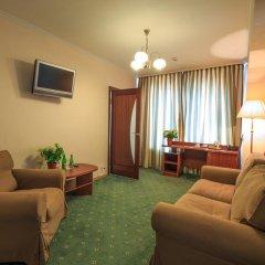 Гостиница Берлин 3* Люкс с разными типами кроватей фото 8