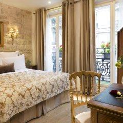 Отель Kleber Champs-Élysées Tour-Eiffel Paris 3* Стандартный номер с разными типами кроватей фото 10