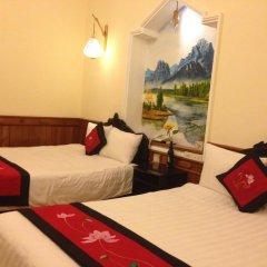 Hue Home Hotel 3* Улучшенный номер с 2 отдельными кроватями