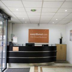 Отель easyHotel Old Street Barbican интерьер отеля фото 3