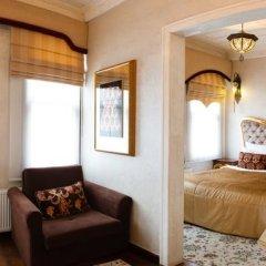 Symbola Bosphorus Istanbul 3* Номер Делюкс с различными типами кроватей фото 8