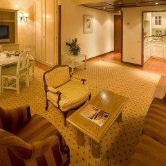 Апартаменты Real Residencia - Touristic Apartments Стандартный номер с различными типами кроватей