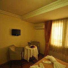 Отель Sen Palas 3* Стандартный номер с двуспальной кроватью фото 3