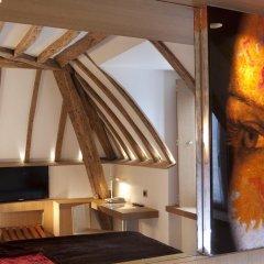 Select Hotel - Rive Gauche 4* Представительский номер разные типы кроватей фото 6