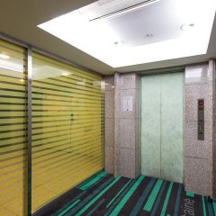 Отель Villa Fontaine Tokyo-Nihombashi Mitsukoshimae Япония, Токио - 1 отзыв об отеле, цены и фото номеров - забронировать отель Villa Fontaine Tokyo-Nihombashi Mitsukoshimae онлайн фитнесс-зал фото 2