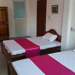 Отель RajDanist Guest House сейф в номере