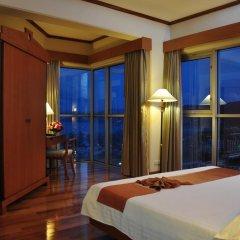 The Royal Paradise Hotel & Spa 4* Люкс с двуспальной кроватью фото 3