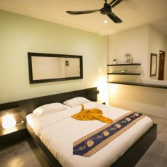 Отель Infinity Guesthouse 2* Стандартный номер с различными типами кроватей фото 9