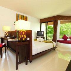 Отель Nai Yang Beach Resort & Spa 4* Номер Делюкс с двуспальной кроватью фото 6