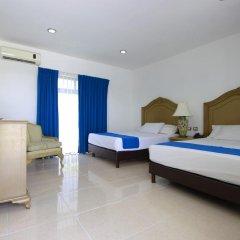 Hotel Embajadores 2* Стандартный номер с 2 отдельными кроватями фото 2