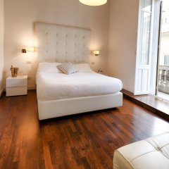Отель Cagliari Boutique Rooms 4* Стандартный номер с различными типами кроватей фото 10
