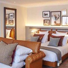 Kimpton Charlotte Square Hotel 5* Улучшенный номер с различными типами кроватей фото 2