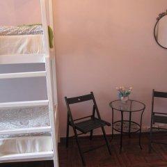 Hostel DomZhur Кровать в женском общем номере с двухъярусными кроватями фото 5