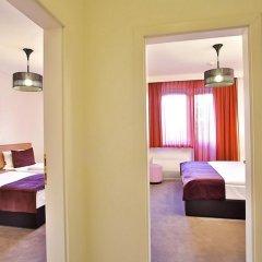 Adina Apartment Hotel Budapest 4* Апартаменты с 2 отдельными кроватями фото 2