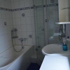 Отель Herbartstrasse Германия, Нюрнберг - отзывы, цены и фото номеров - забронировать отель Herbartstrasse онлайн ванная фото 2