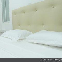 Metro City Hotel 3* Номер Делюкс с различными типами кроватей фото 2