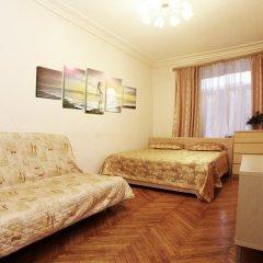 Апартаменты Apart Lux Чистые Пруды комната для гостей фото 3