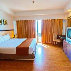 Отель D Varee Jomtien Beach 4* Улучшенный номер с различными типами кроватей фото 16