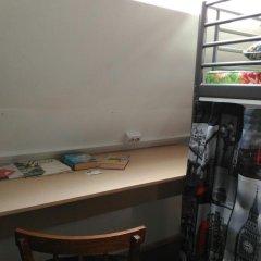 Хостел Кислород O2 Home Кровать в общем номере фото 26