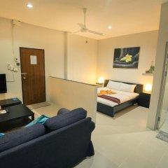 Отель Infinity Guesthouse 2* Улучшенный номер с различными типами кроватей фото 6