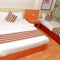 Saigon Crystal Hotel 2* Номер Делюкс с различными типами кроватей фото 4