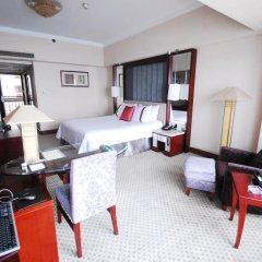 Shan Dong Hotel 4* Номер Делюкс с различными типами кроватей