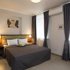 Мини-Отель Квартира №2 Номер Комфорт с разными типами кроватей фото 43