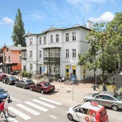 Отель Dom & House - Apartamenty Monte Cassino Сопот парковка