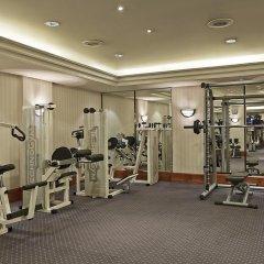 Отель Conrad Cairo фитнесс-зал