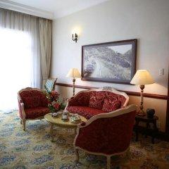 Sammy Dalat Hotel 3* Президентский люкс с различными типами кроватей фото 2