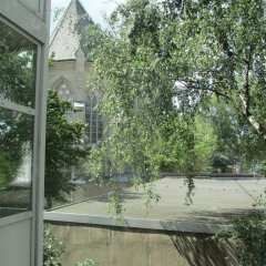 Отель Koelsche Kluengel Кёльн балкон
