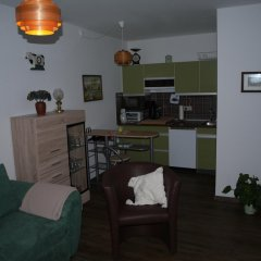 Отель Am Bocksberg в номере фото 2