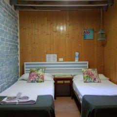 Bora Bora The Hotel Стандартный семейный номер с двуспальной кроватью фото 3