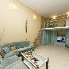 Апартаменты Luxrent apartments на Льва Толстого комната для гостей фото 8