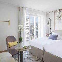 Hotel Storchen 5* Стандартный номер с двуспальной кроватью фото 8