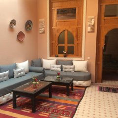 Отель Riad Jenan Adam Марокко, Марракеш - отзывы, цены и фото номеров - забронировать отель Riad Jenan Adam онлайн интерьер отеля фото 2