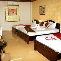 Thuy Duong Hotel 2* Стандартный семейный номер с двуспальной кроватью фото 4