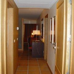 Отель Apartamentos Turisticos Atlantida Улучшенные апартаменты разные типы кроватей фото 6