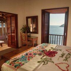 Отель La Casa Que Canta 5* Люкс с различными типами кроватей фото 13