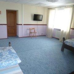 Гостиница Аэро Улучшенный номер с разными типами кроватей фото 5