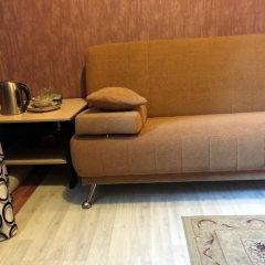 Мини-Отель Друзья Стандартный номер с двуспальной кроватью фото 6