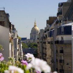 Отель Hôtel Alyss Saphir Cambronne Eiffel фото 2