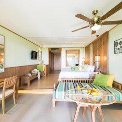 Отель Katathani Phuket Beach Resort 5* Полулюкс с двуспальной кроватью фото 6