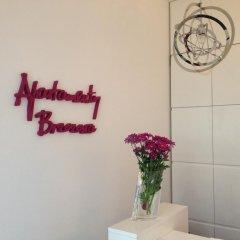 Отель Apartamenty Brzozowa - Centrum Закопане интерьер отеля