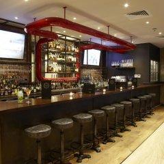 Отель Malmaison Glasgow Глазго гостиничный бар