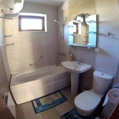 Отель Villa Orpheus Болгария, Чепеларе - отзывы, цены и фото номеров - забронировать отель Villa Orpheus онлайн ванная