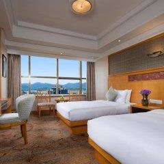 Отель Hangzhou Hua Chen International 4* Стандартный номер с различными типами кроватей фото 3