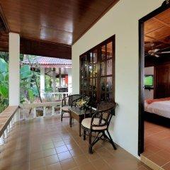 Отель Tropica Bungalow Resort 3* Улучшенное бунгало с различными типами кроватей фото 25